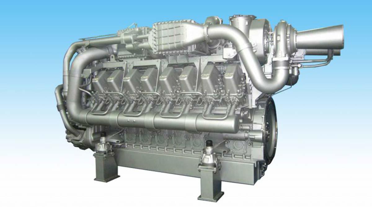Dalian CRRC и AVL List разрабатывают новую линейку дизельных двигателей