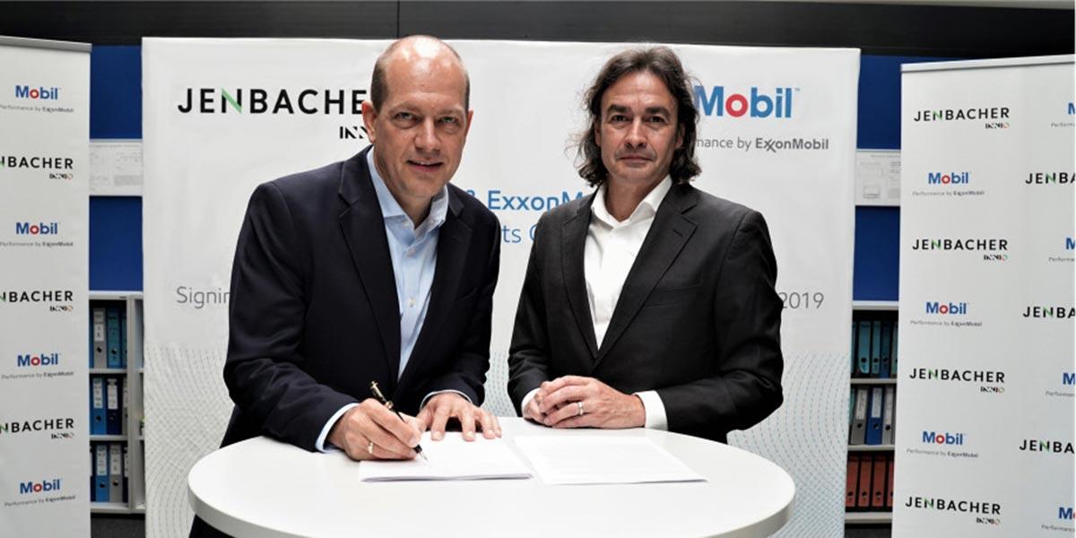 ExxonMobil и INNIO разработают новое моторное масло для газовых двигателей