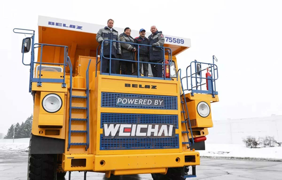 В Тутаеве начали выпуск промышленных двигателей совместно с Weichai