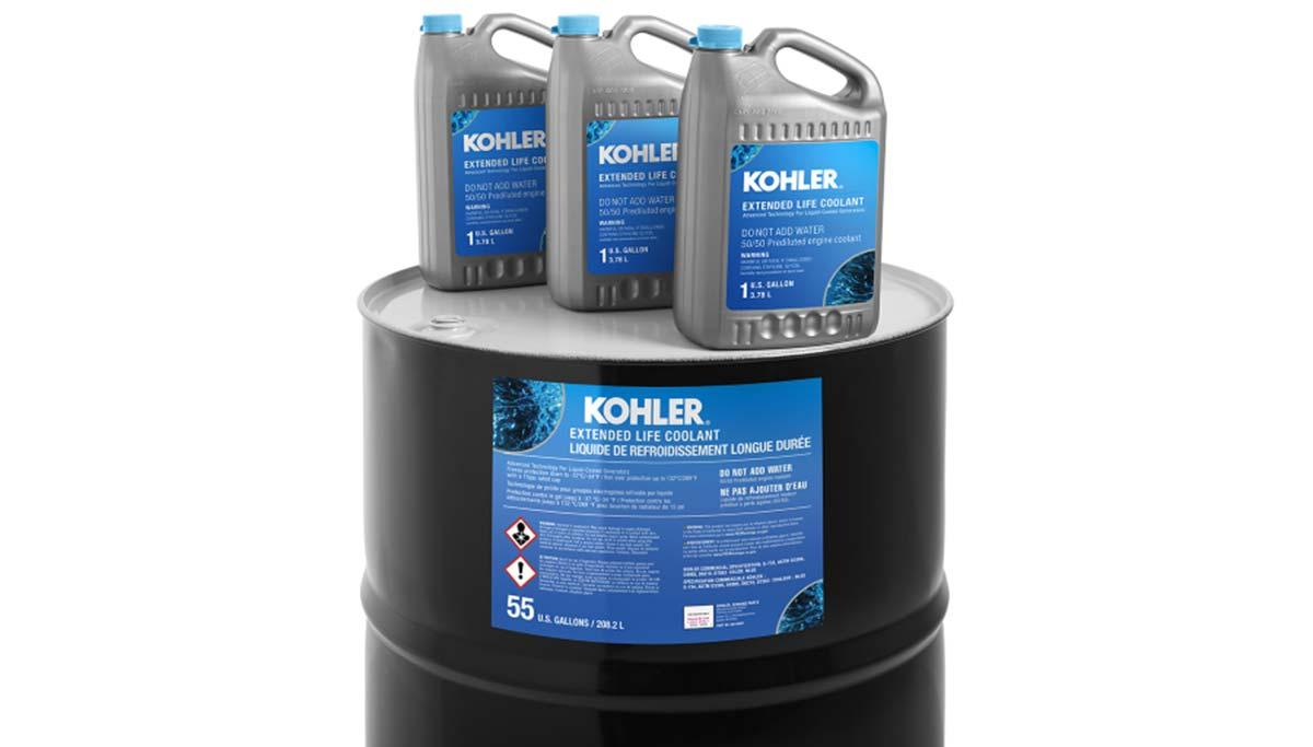 Kohler выпускает новый охладитель для генераторов любых брендов