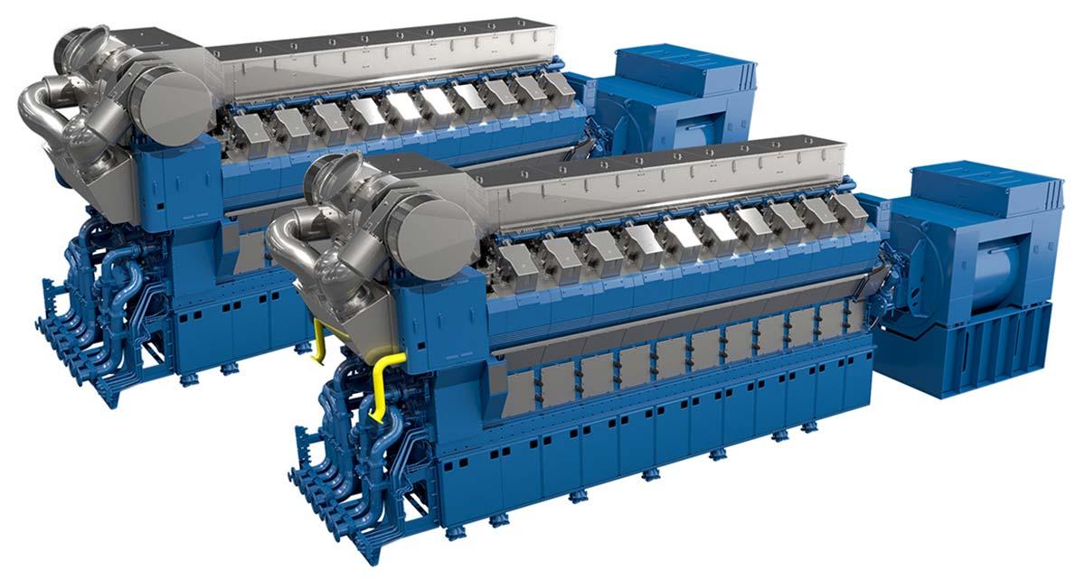 Rolls-Royce продает производство двигателей Bergen