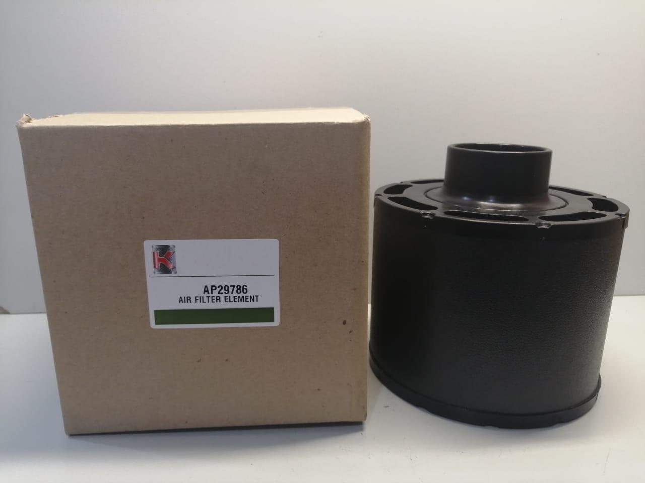 фильтр воздушный donaldson ecc06-5003
