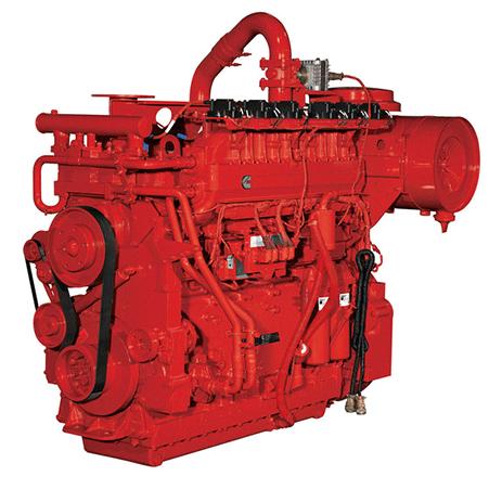 дизельный двигатель cummins kta19
