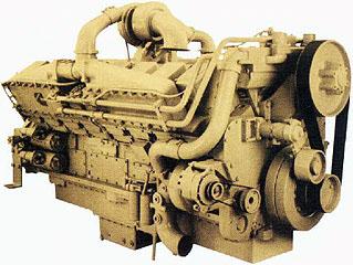 дизельный двигатель cummins kta50g3