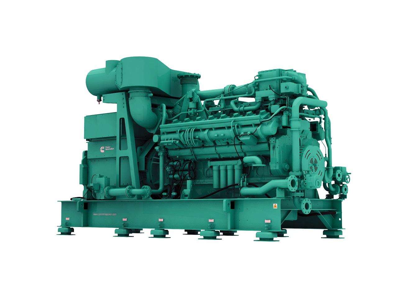 дизельный двигатель cummins qsk60g