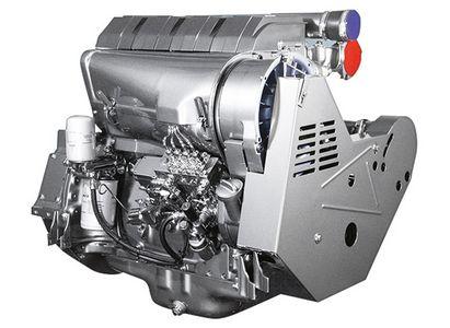 дизельный двигатель deutz bf6l 914