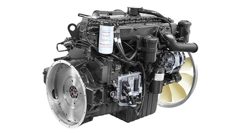 дизельный двигатель doosan dl06k