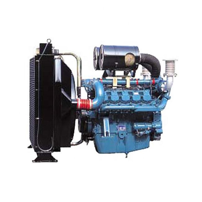 дизельный двигатель doosan p180le