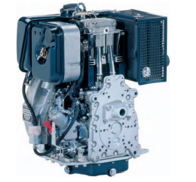 дизельный двигатель hatz 1 d81z