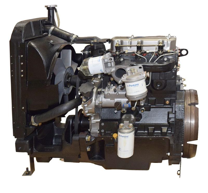 дизельный двигатель perkins d3.152