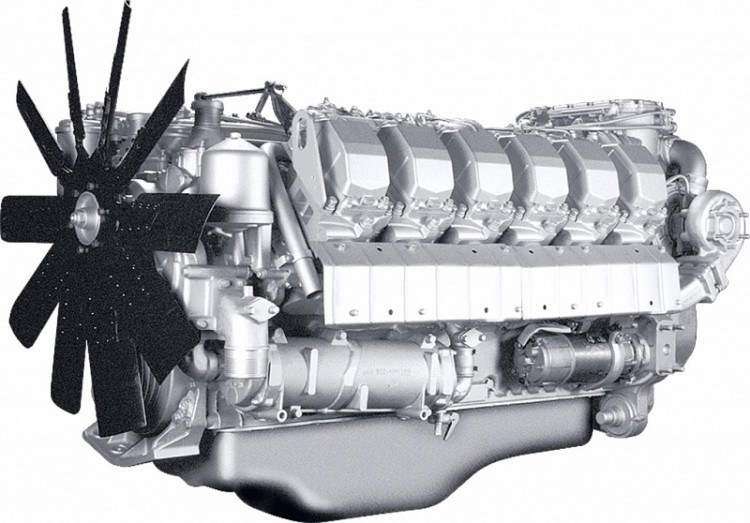 дизельный двигатель ямз 8503.10