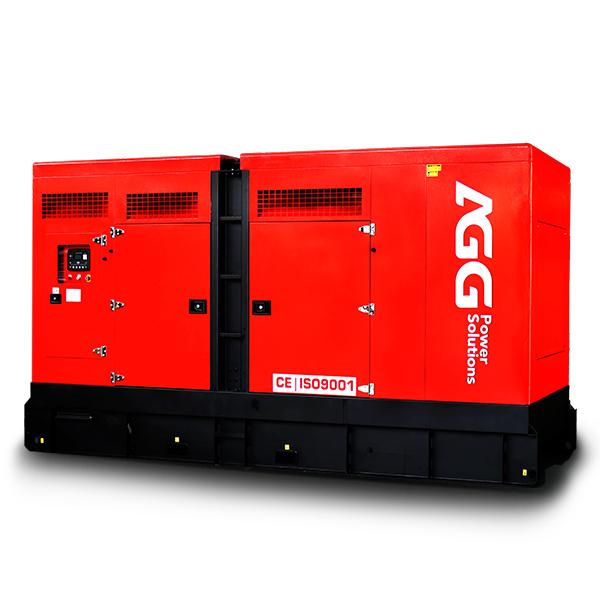 Дизельная электростанция Agg P500e5