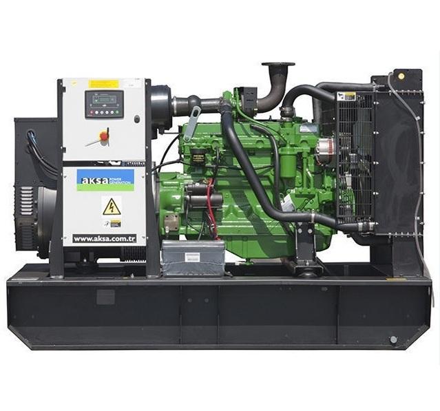 дизельная электростанция aksa ajd 200