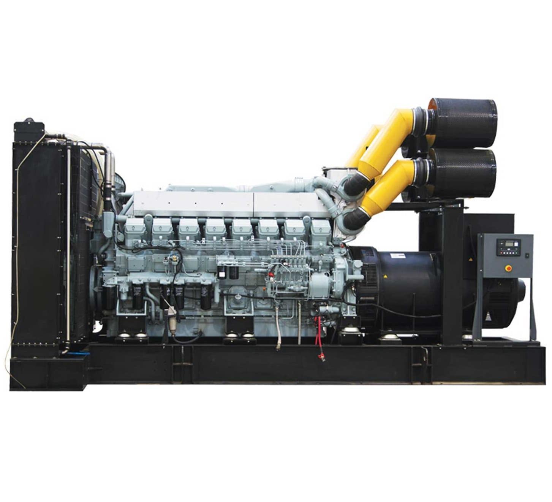 дизельная электростанция aksa apd2100m