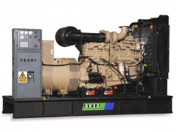 дизельная электростанция aksa apd825c