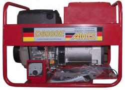 дизельная электростанция amg d 6000e