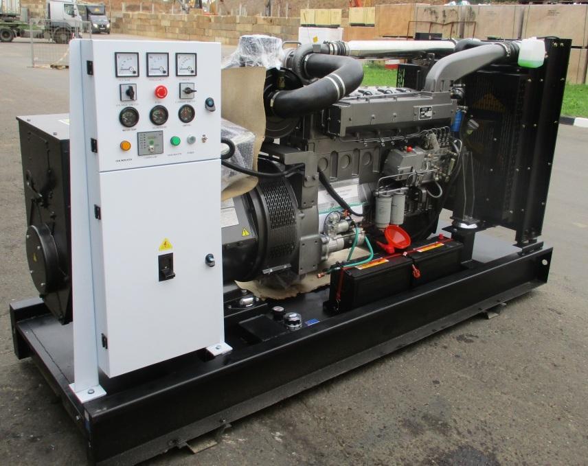 дизельная электростанция амперос ад 100-т400 p