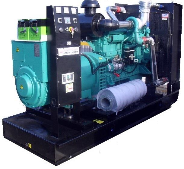 дизельная электростанция amperos ад 300-т400 p