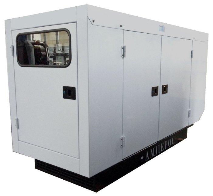 дизельная электростанция амперос ад 30-т230 p