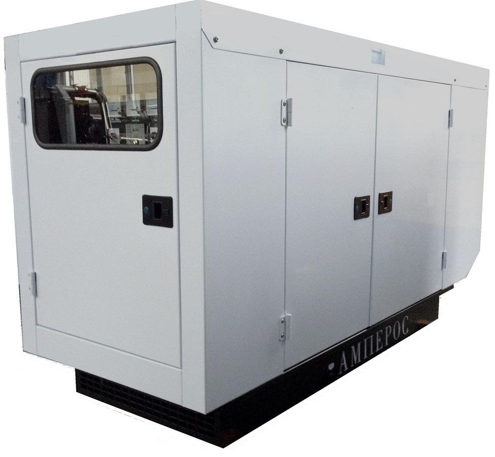 дизельная электростанция amperos ад 30-т400 b