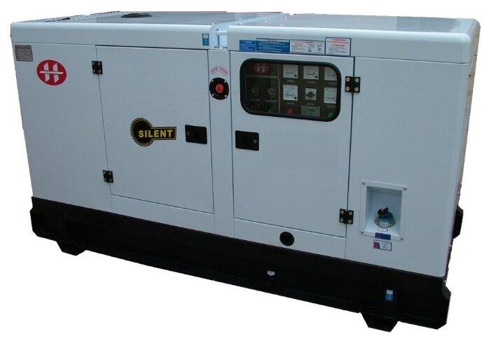 дизельная электростанция amperos ад 60-т400 в
