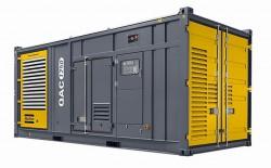 дизельная электростанция atlas copco qac 1250