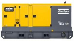 дизельная электростанция atlas copco qas 125