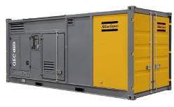 дизельная электростанция atlas copco qec 1250