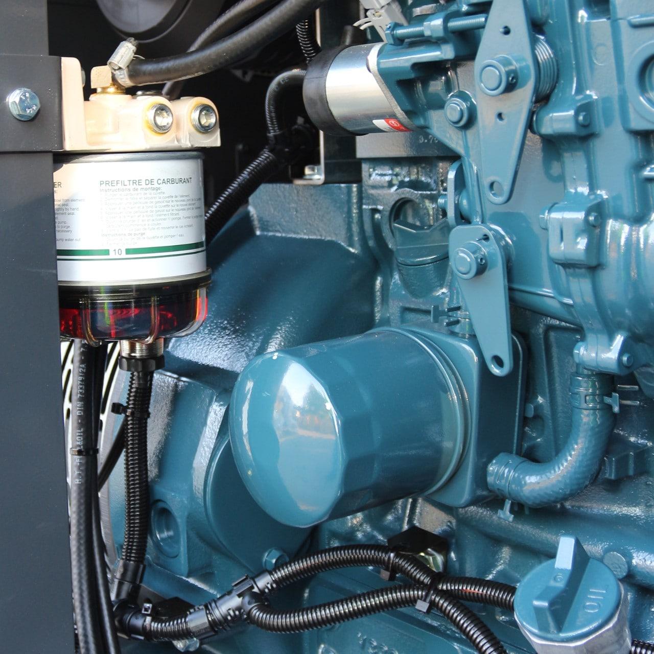 дизельная электростанция atlas copco qis 215 jd