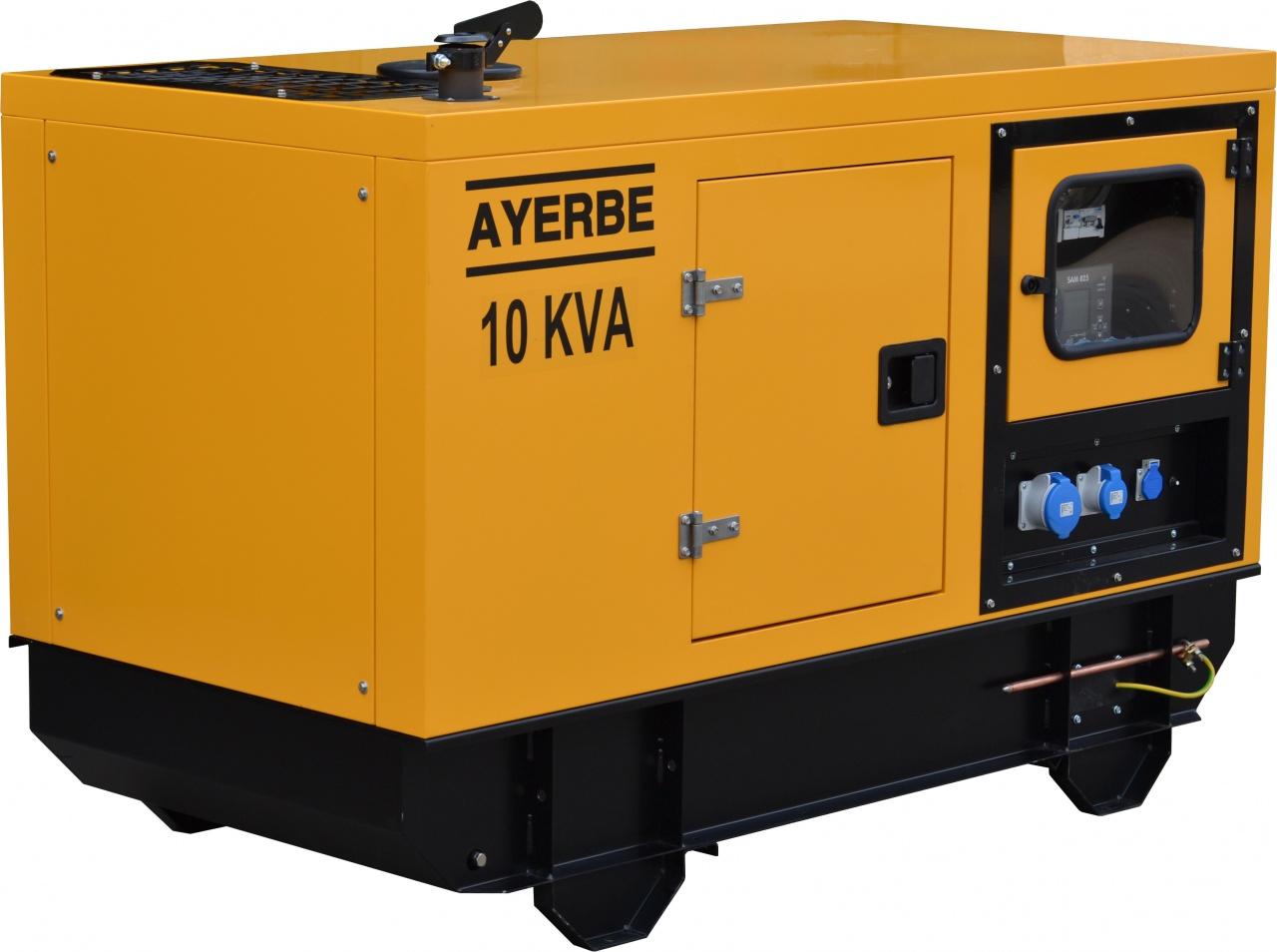дизельная электростанция ayerbe ay11ls