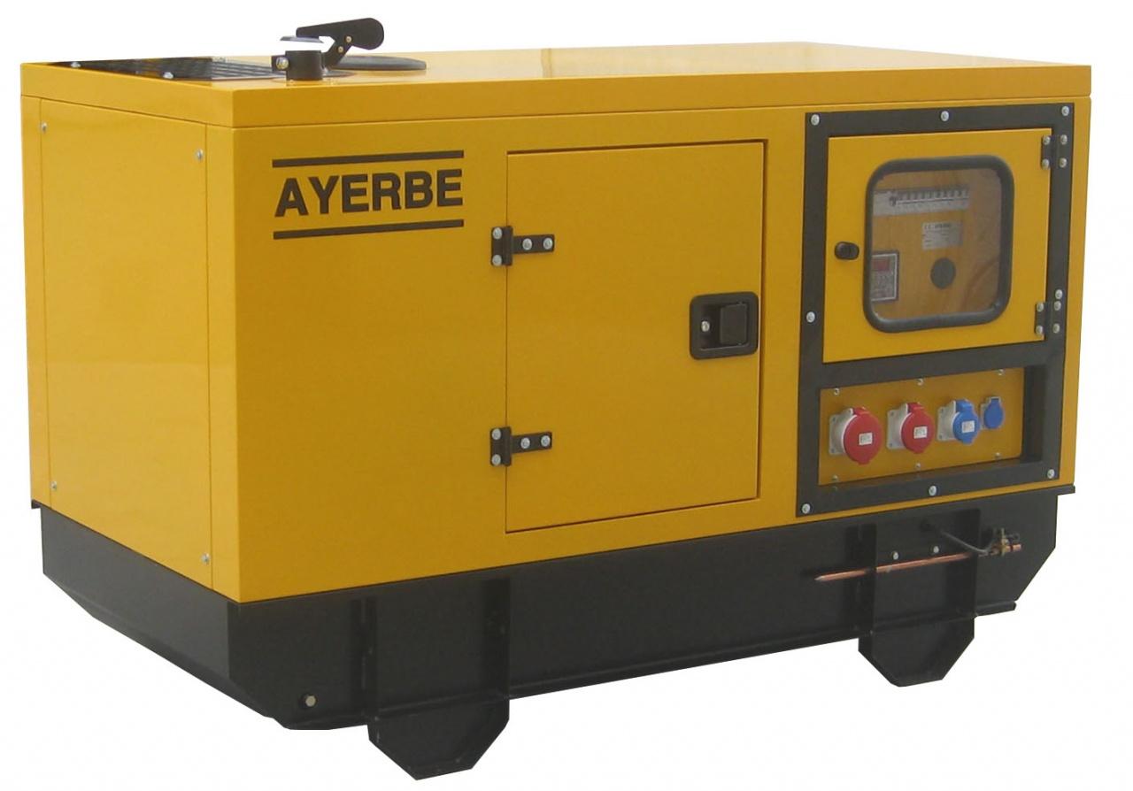 дизельная электростанция ayerbe ay33tis