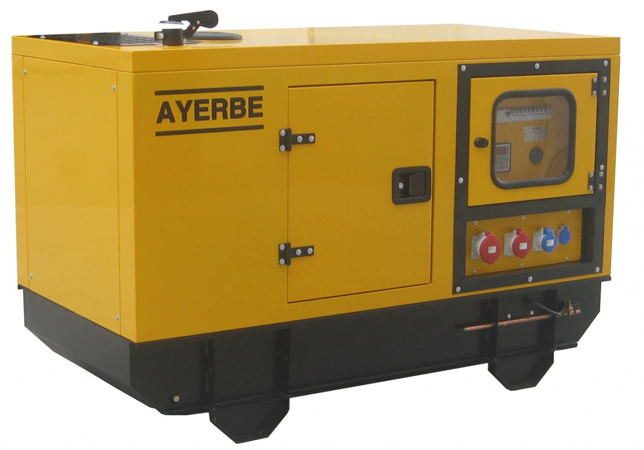 дизельная электростанция ayerbe ay44tis