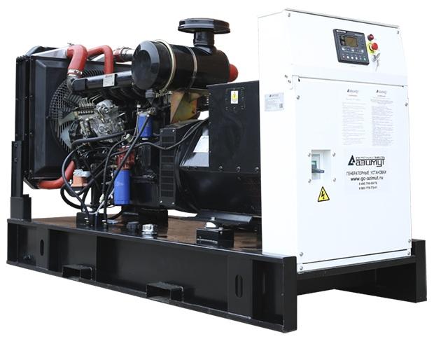 дизельная электростанция azimut ад-150с-т400-1рм11