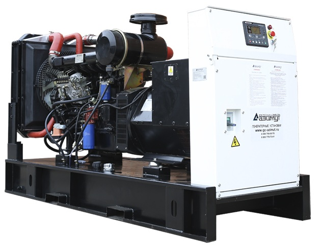 дизельная электростанция azimut ад-150с-т400-2рм11