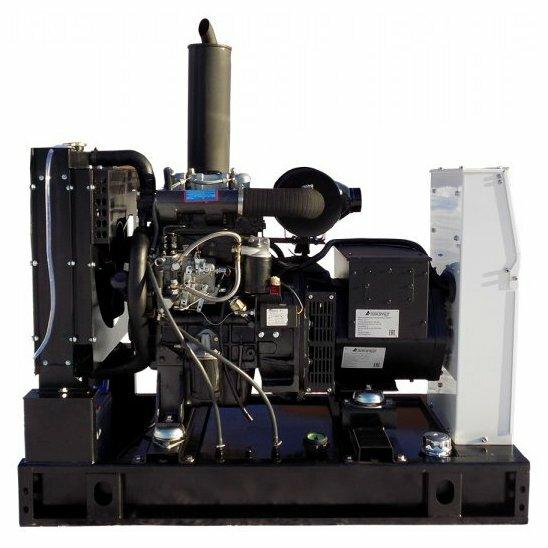 дизельная электростанция azimut ад 15с-т400-2рм11