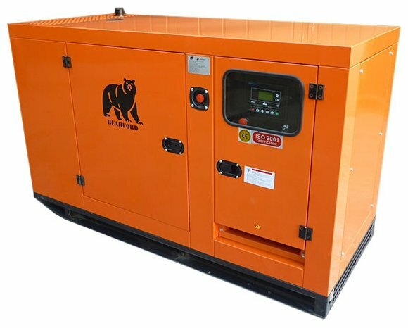 дизельная электростанция azimut ад 16-т400-2рп