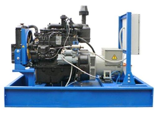 дизельная электростанция azimut ад 20с-т400-2рм1