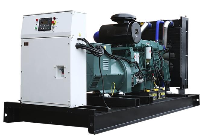 дизельная электростанция azimut ад-250с-т400-2рм11