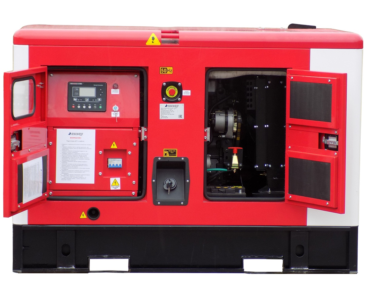 Дизельная электростанция Azimut Ад-30с-т400-2ркм11