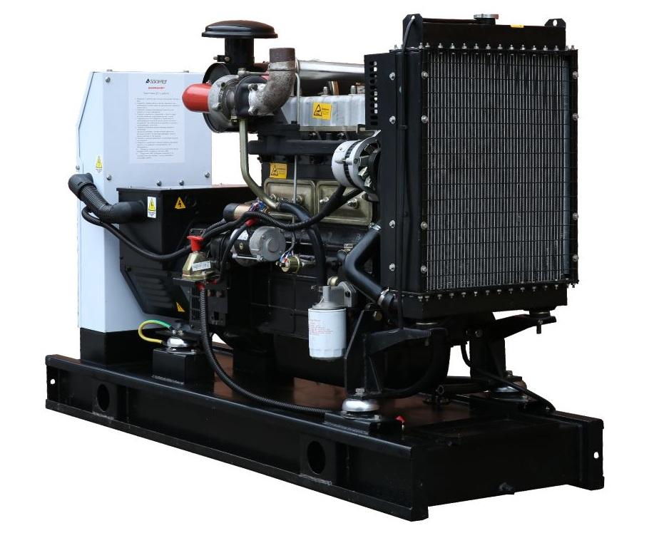 Дизельная электростанция Azimut Ад-30с-т400-2рм11