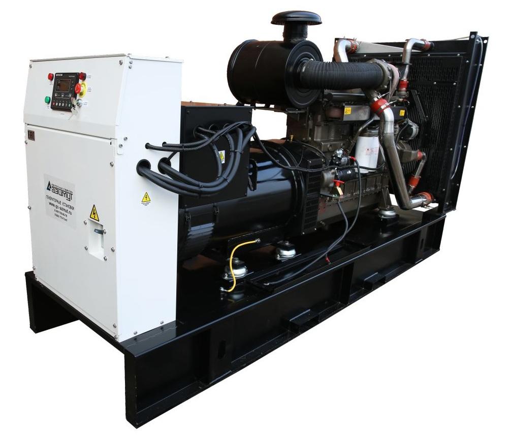 дизельная электростанция azimut ад-320с-т400-2рм11