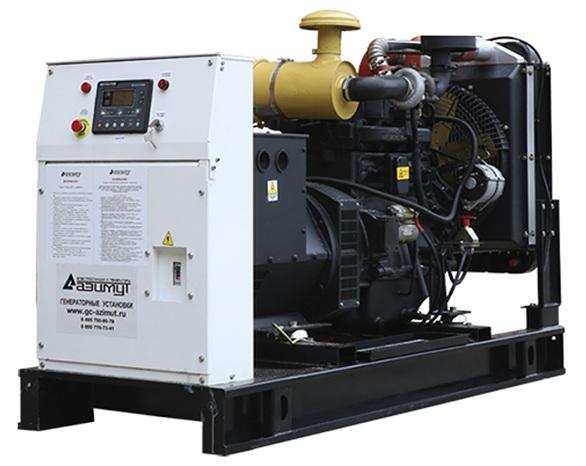 дизельная электростанция azimut ад-40с-т400-2рм11
