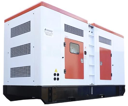 дизельная электростанция azimut ад-500с-т400-1ркм11