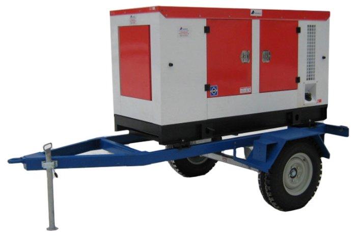 дизельная электростанция azimut эд 12-т400-1рп