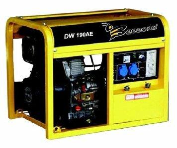 дизельная электростанция beezone dw190ae