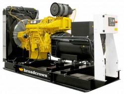 дизельная электростанция broadcrown bc v550