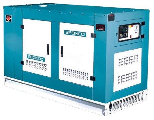 дизельная электростанция bronco bn-y8dc