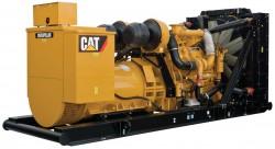 дизельная электростанция caterpillar c-18