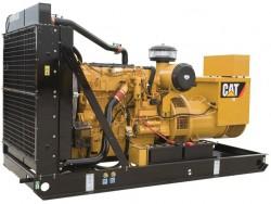 дизельная электростанция caterpillar gep500