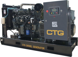 дизельная электростанция ctg ad-165re